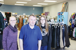Local crime affecting area thrift stores