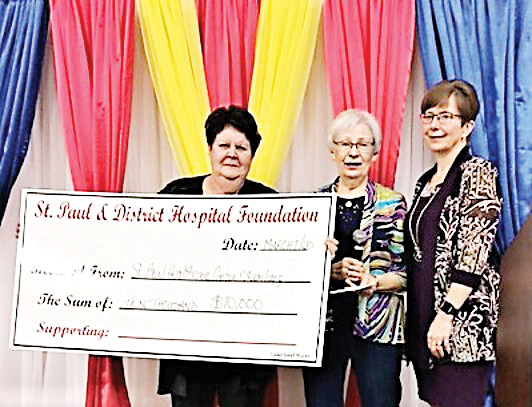 Annual gala gives St. Paul Hospital a shot in the arm