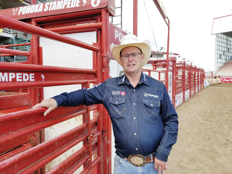 Former bull rider shares his message of injury, recovery, and prevention