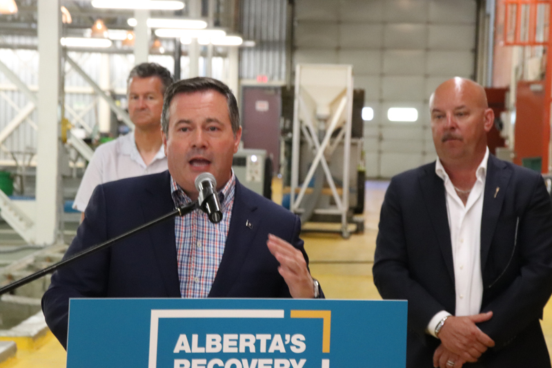 Kenney announces $10.3 million for hatchery upgrades