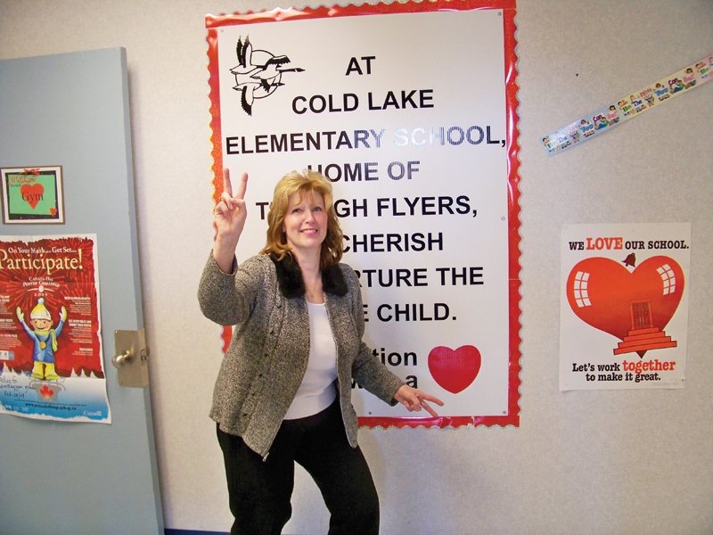 """""""She's just the best"""": Kathy McKale retiring this month"""